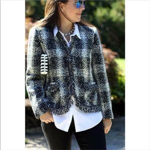 Cabi Best In Show Tweed Jacket